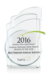 Harris Poll Equitrend 2016 Animal Welfare Nonprofit Brand of the Year