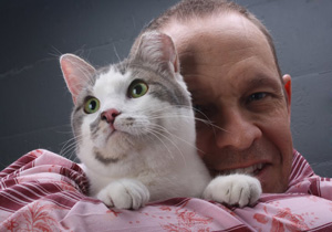 Peter Wolf, Best Friends' cat initiatives analyst