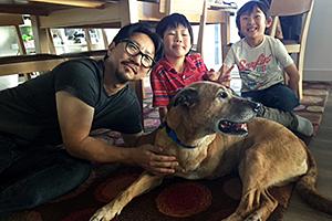 Coco the Labrador retriever teacher her family to value each moment