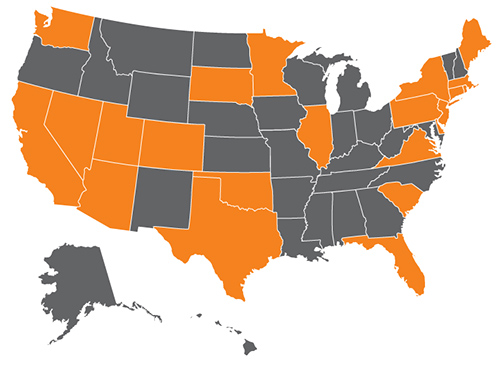 As of 2019, 22 states have passed provisions against breed discriminatory legislation