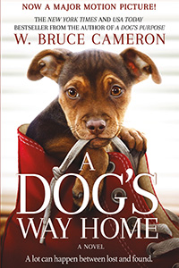 Cover of A Dog's Way Home book