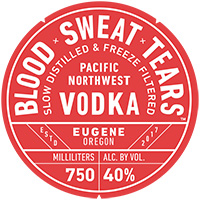 Blood Sweat and Tears logo
