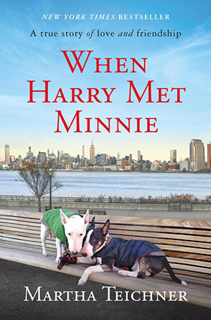 Cover of the book, 'When Harry Met Minnie: A True Story of Love and Friendship'
