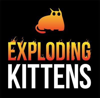 Exploding Kittens logo