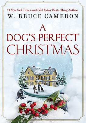 Cover of the book, A Dog's Perfect Christmas