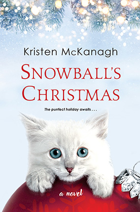 Cover of the book, Snowball's Christmas