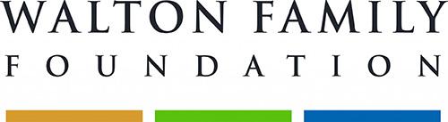 Walton Family Foundation logo