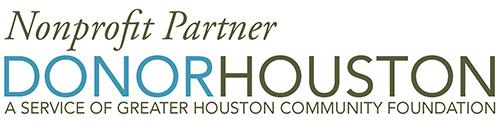 Nonprofit partner DonorHouston logo