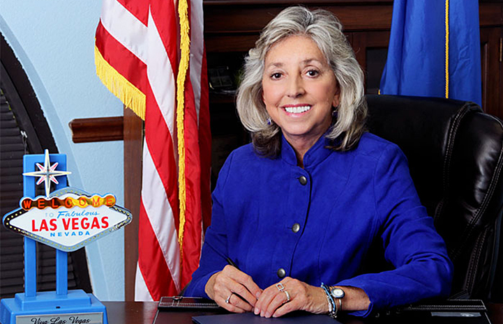 Congresswoman Dina Titus, Nevada