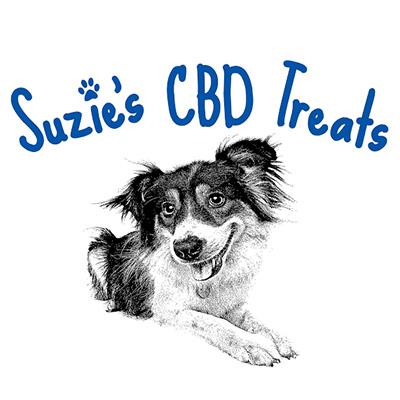Suzie's Pet CBD logo
