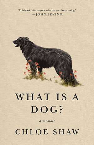 """Cover of """"What Is A Dog?"""" book"""
