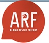 Alamo Rescue Friends with ARF red logo