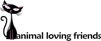 Animal Loving Friends (Tempe, Arizona) logo with cat