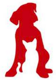Animal Protection Society - Friday Harbor (Washington) logo with cat and dog