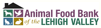 Animal Food Bank of the Lehigh Valley (Bethlehem, Pennsylvania) logo with animals and house