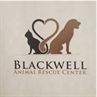 Blackwell Animal Rescue Center Inc (BARC) (Southaven, Missouri) logo: orange cat and black dog tails create a heart