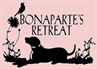 Bonaparte's Retreat (Nashville, Tennessee) logo with dog and bird silhouettes