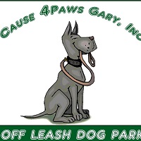 Cause 4Paws Gary, Inc (Gary, Indiana) logo of dog