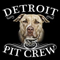 Detroit Pit Crew Stray Dog Rescue (Center Line, Michigan) logo