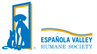 Espanola Valley Humane Society (Espanola, New Mexico) logo of cat and dog in doorway