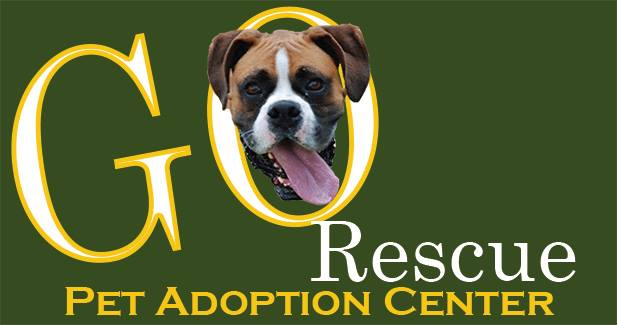 GO RESCUE Pet Adoption Center (Norfolk, Virginia) logo