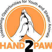 The Hand2Paw Foundation (Philadelphia, Pennsylvania) logo