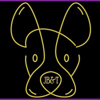 The Jadie Bug & Tobster Foundation Inc (Elkwood, Virginia) dog outline logo