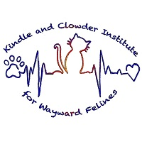 Kindle and Clowder Institute For Wayward Felines (Louisville, Kentucky) logo
