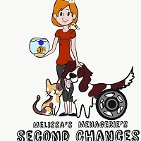 Melissa's Menagerie's Second Chances (Shawnee, Kansas) logo