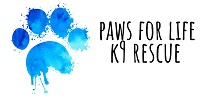 Paws for Life K9 Rescue (NKLA) (Santa Monica, CA) logo