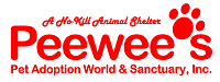 Peewee's Pet Adoption World and Sanctuary, Inc.