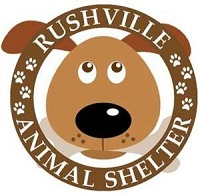 Rushville Animal Shelter (Rushville, Indiana) logo