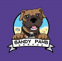 Sandy Paws Rescue Inc (Oak Bluffs, Massachusetts) logo of dog