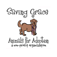 Saving Grace Animals for Adoption Inc. (Wake Forest, North Carolina) logo