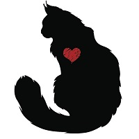 The Cat Lounge Rescue and Adoption Center (Huntington Beach, California) logo