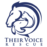 Their Voice Rescue (Delaplane, Virginia) logo