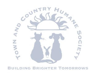 Town and Country Humane Society (Papillon, Nebraska) logo