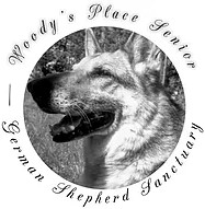 Woody's Place Senior German Shepherd Sanctuary (Greentown, Pennsylvania) logo