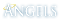 Angels Among Us Pet Rescue (Alpharetta, Georgia) logo with halo