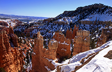 Bryce National Park in Utah