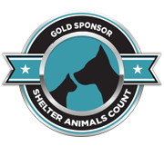 Shelter Animals Count Gold Sponsor