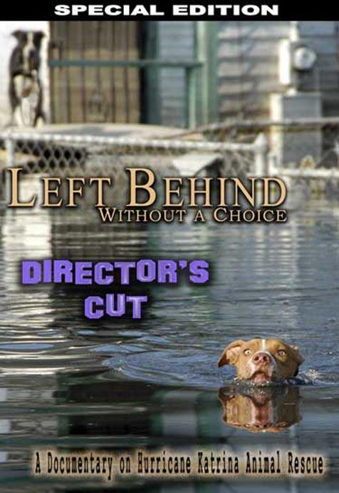 "Katrina Rescue revisited in documentary ""Left Behind Without a Choice"""