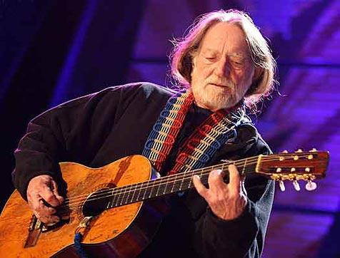 Animal advocate Willie Nelson is against dog fighting