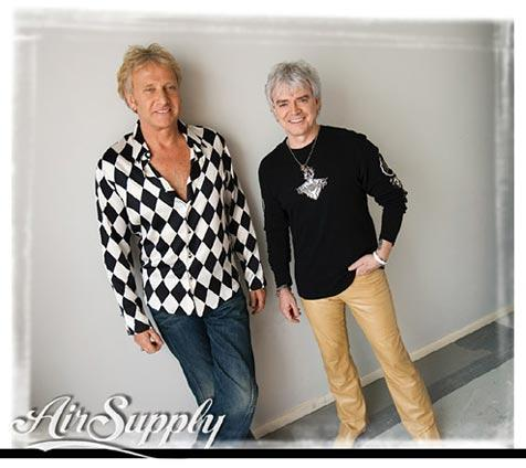 Air Supply band members