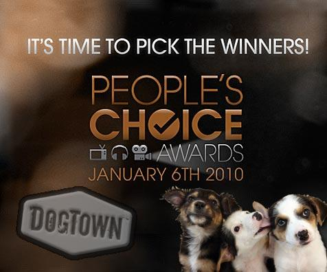 """Vote for """"DogTown"""" today"""
