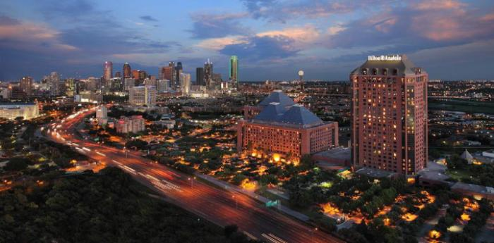 Book your hotel for the Best Friends National Conference at the Hilton Anatole in Dallas, Texas