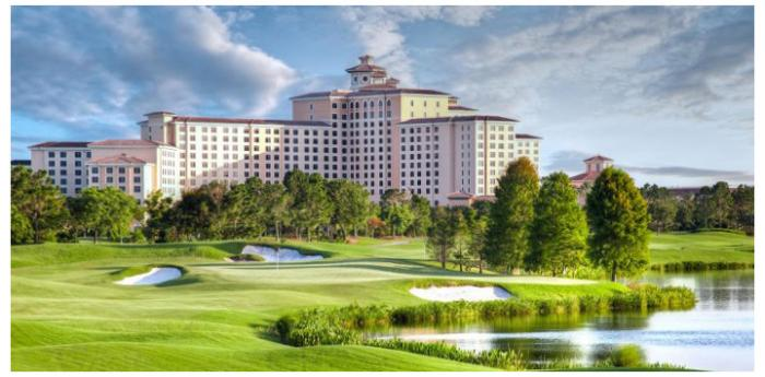Rosen Shingle Creek Hotel, the site of the Best Friends National Conference