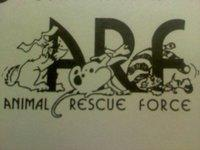 Animal Rescue Force ARF (East Brunswick, New Jersey) logo with cat, dog