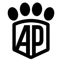 All Paws Rescue Inc. black paw logo