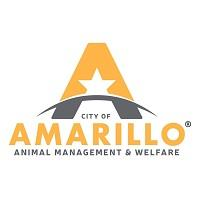 "Amarillo Animal Management and Welfare logo with an ""A"" and a star"